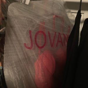 Jovani Dresses - NWT Jovani 68641 red overskirt strapless prom ❣️
